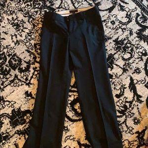 Banana Republic black slacks work pants